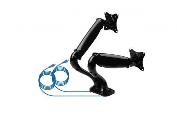 ErgoMax Dual Monitor Arm