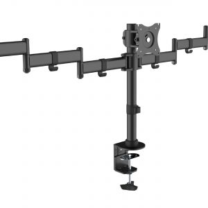 ErgoMax Three Monitor Arm