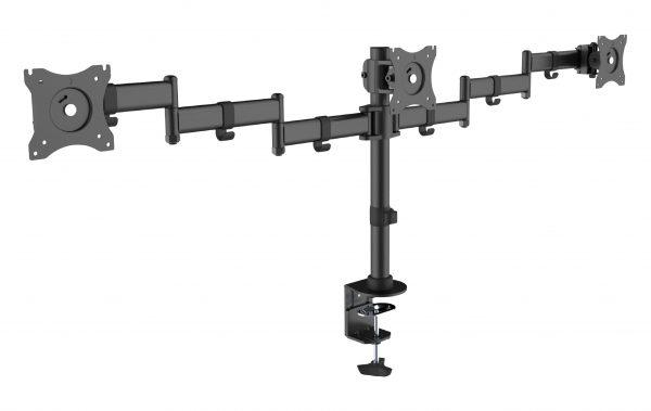 ErgoMax Three Monitor Arm
