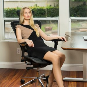 ErgoMax High End Executive Chair